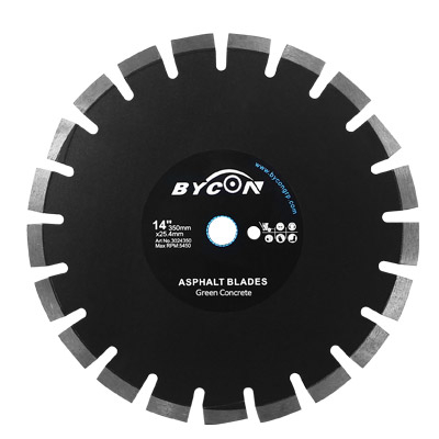 Professional Diamond Asphalt Cutting Disc