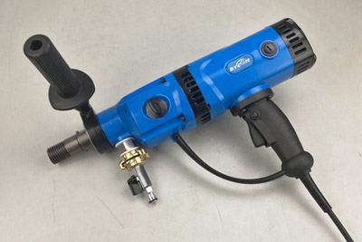 Good News For Hand Held Core Drill Motor Is Coming