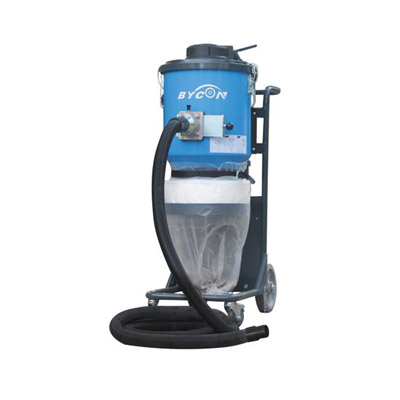 Single Phase Dust Extractor Industrial Vacuum Cleaner With HEPA